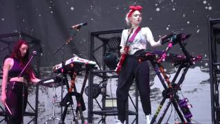 Grimes Flesh Without Blood Live