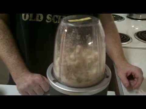 Can the NUTRIBULLET make ALMOND BUTTER???
