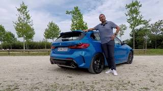 2020 BMW Einser er 1 Series M 135i -  First Test Drive Video Review