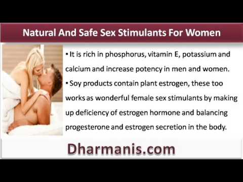 What Are Natural And Safe Sex Stimulants For Women? video