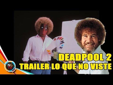 Deadpool 2 trailer lo que vimos - Análisis y Guiños