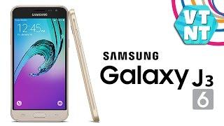 Samsung Galaxy J3 2016 Обзор