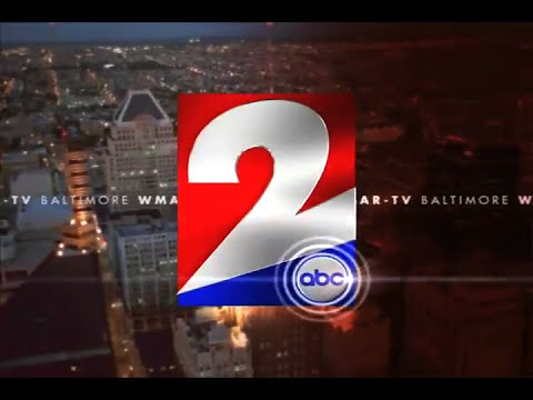 WMAR ABC2 News Graphics Package