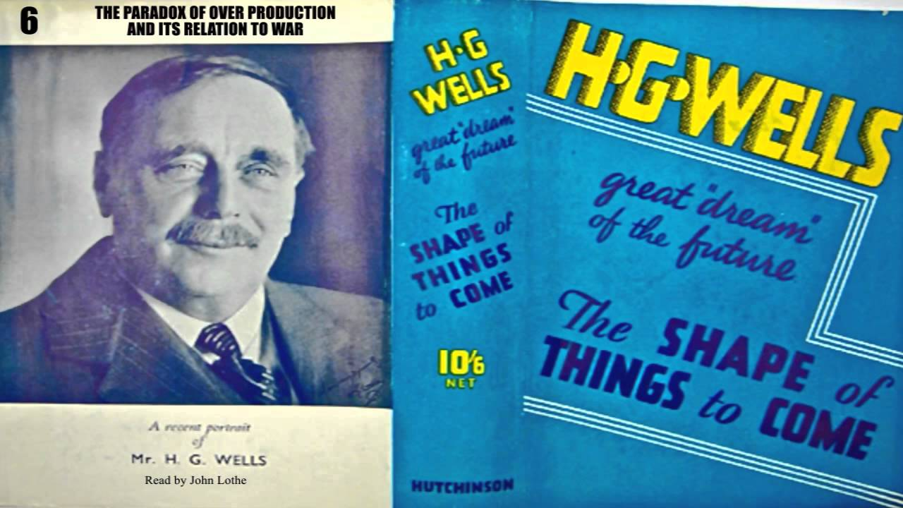 hg wells the shape of things Find great deals on ebay for the shape of things to come shop with confidence the shape of things to come by wells, h g book the fast free shipping free us.