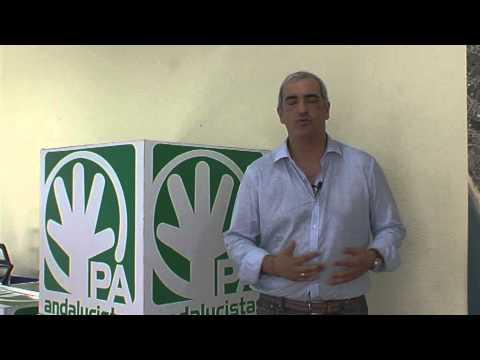Antonio Jesús Ruiz candidato a las primarias del PA