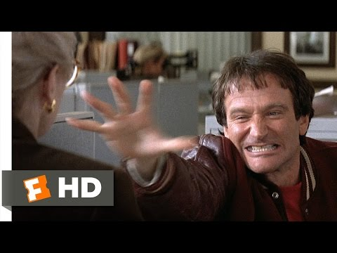 Mrs. Doubtfire (1/5) Movie CLIP - I Do Voices (1993) HD