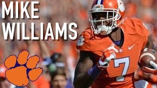 """Mike Williams 
