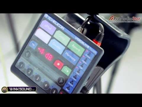 TC Helicon VoiceLive Touch | WinkSound