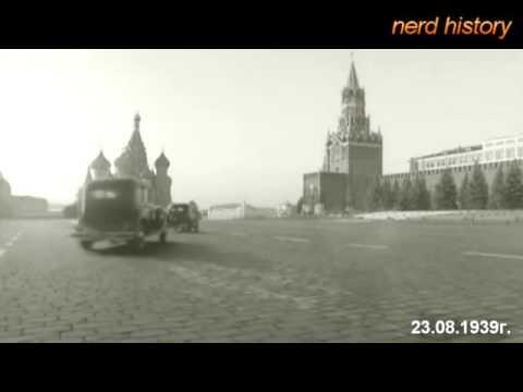 Советско немецкий парад в Бресте, 1939 г