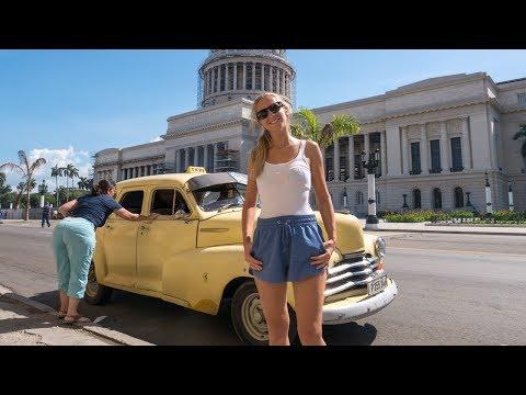 Havanna Stadttour - Beeindruckend und traurig - Kuba - Weltreise | VLOG #248