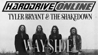 TYLER BRYANT & THE SHAKEDOWN perform THE WAYSIDE (unplugged) in hardDrive Radio Studios