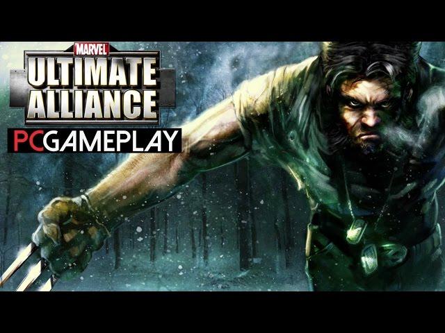 Руководство запуска: Marvel Ultimate Alliance по сети