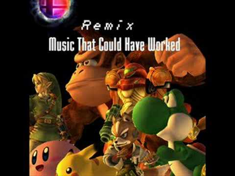Super Smash Bros. Brawl Remix #5: Super Wario Land Video