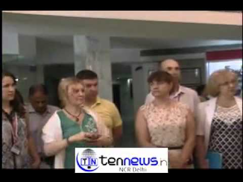RUSSIAN EDUCATION FAIR BEGINS AT RUSSIAN CULTURAL CENTRE IN NEW DELHI