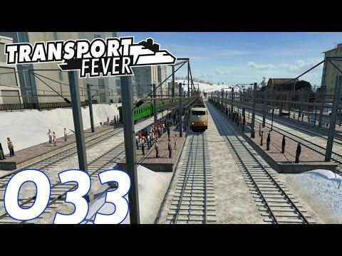Transport Fever [E33] - Die Finanzen brechen ein | Let's Play Deutsch