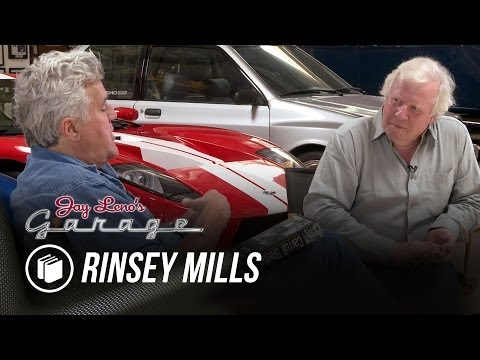 Jay's Book Club: Carroll Shelby: The Authorized Biography - Jay Leno's Garage