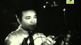 Aj Mon Cheyeche Ami Hariye Jabo- আজ মন চেয়েছে আমি হারিয়ে যাব ( Film: Sankhabela- 1966)