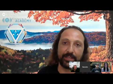 Fall Equinox 2014 Hangout - The Resonance Academy, Unified Physics, and the Delegate Level 1 Program