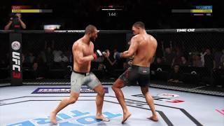 EA SPORTS UFC 3 Knockout Saki Turkish Tyson