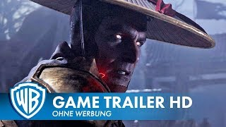 MORTAL KOMBAT 11 - Ankündigungs Trailer Deutsch HD German (2019)