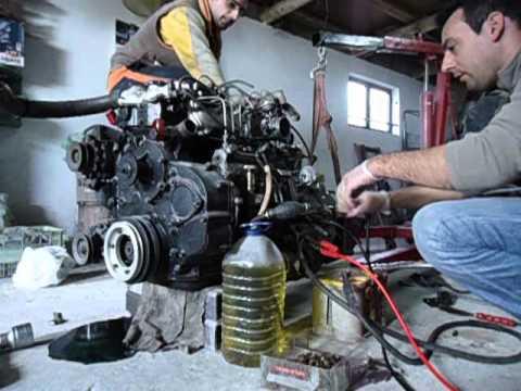 Motor Toyota Dyna 1W 4009cc 115cv