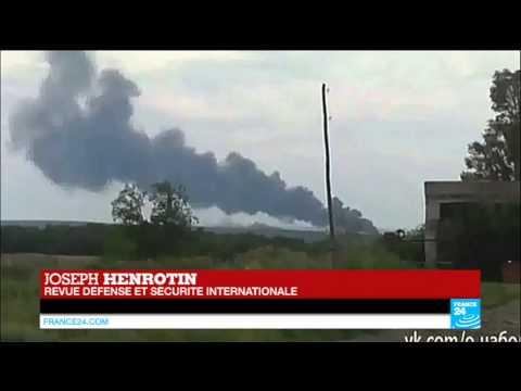 Crash d'un avion en Ukraine : l'avion aurait été abattu par un missile sol-air - Analyse