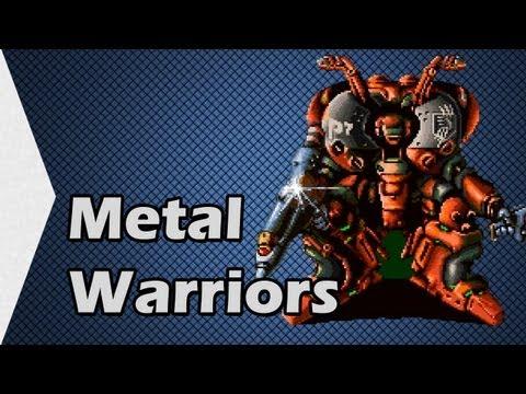 Super clássico: Metal Warriors de Super Nintendo