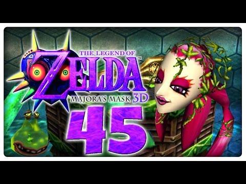 Let's Play THE LEGEND OF ZELDA MAJORAS MASK 3D Part 45: Strömungsänderung