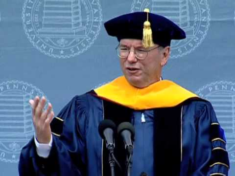 Eric Schmidt s University of Pennsylvania commencement address