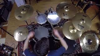"Download Lagu ""The Human Radio"" by Shinedown Drum Cover Gratis STAFABAND"