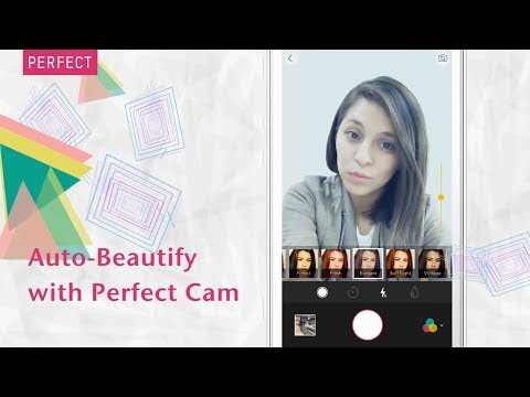 YouCam Perfect - Selfie Photo Editor APK Cover