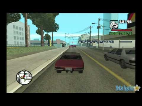 Grand Theft Auto: San Andreas Walkthrough - Key to Her Heart