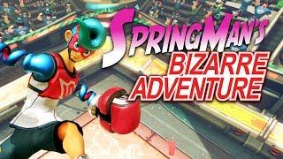 ARMS: Springman's Bizarre Adventure