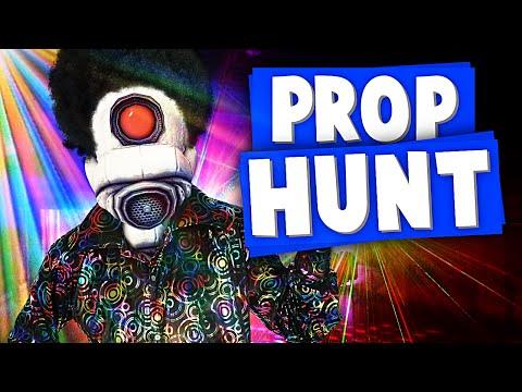 Discos, Bananas & Shit Jokes! | G Mod Prop Hunt Funny Moments video