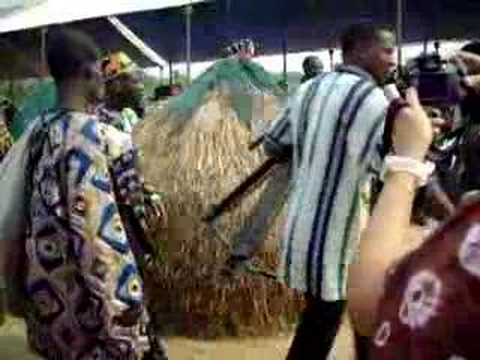 Voodoo festival in Ouidah