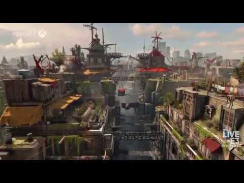 Dying Light 2 World Premiere Trailer and Demo - Microsoft Xbox Press Conference E3 2018