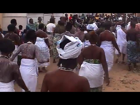 Voodoo Ceremony Agbodrafo/ Togo