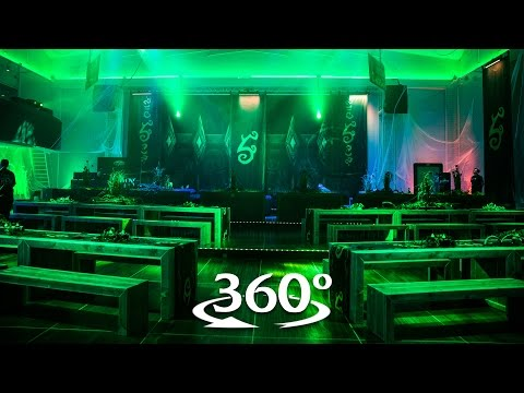 Blizzard At Gamescom | 360° Video | Legion Cafe Tour