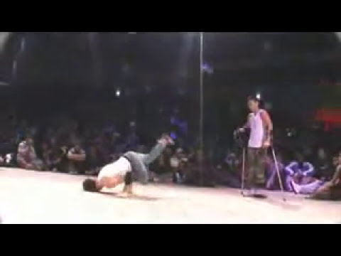 Minusvalidos Break Dance