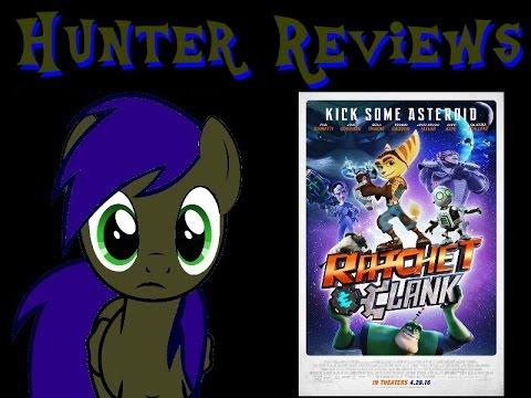 Hunter Reviews: Ratchet & Clank