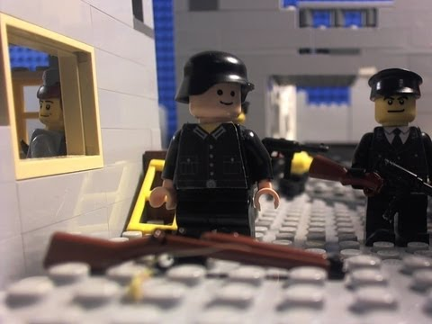 Lego ww2 Battle of Kharkov