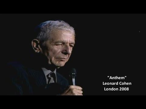 Cohen, Leonard - Anthem