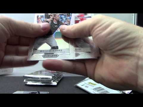ACE's 2013 Best of Hockey & Prizm Baseball 2 Box Break