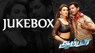 Aambala - Official Jukebox | Vishal, Hansika | Sundar C | Hip Hop Tamizha
