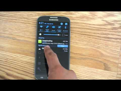 How To Install TWRP on ALL Samsung Galaxy S4's (Including AT&T and Verizon S4's) LOKI