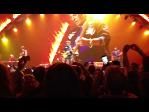 The Rolling Stones - Honky Tonk Women, 5-8-2013 San Jose, CA