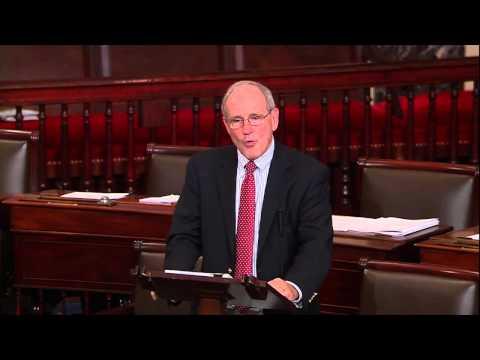 Risch Condemns Bad Deal with Iran on Senate Floor
