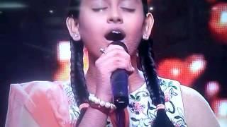 Indian Idol Junior Best Debanjana 6 July 2013
