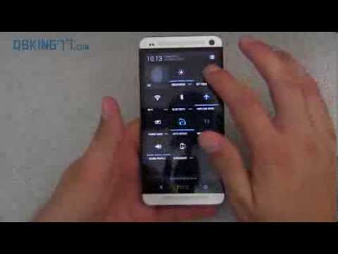Android 4.3 Jelly Bean on the Sprint HTC One