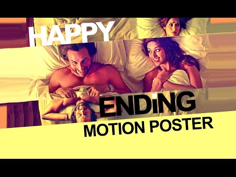 Happy Ending (Motion Poster) | Saif Ali Khan, Ileana D'cruz & Govinda